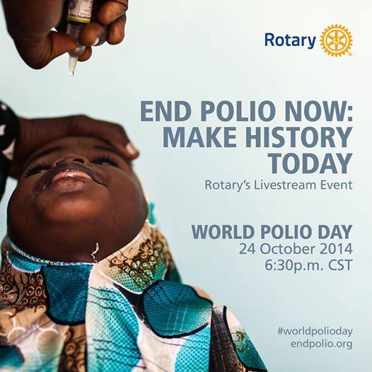 world polio