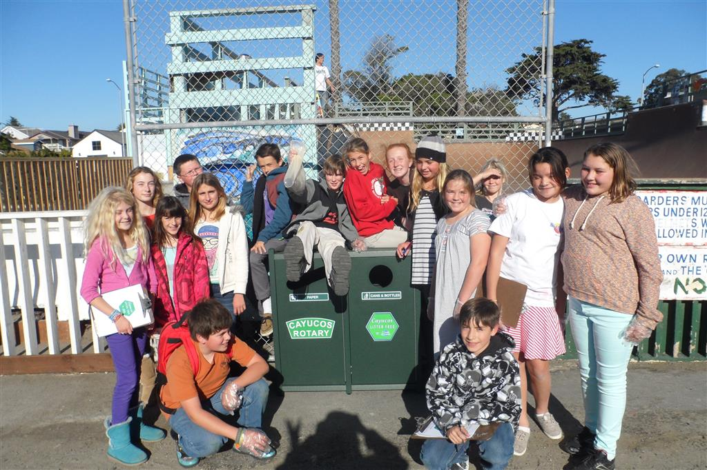Cayucos Waste Busters
