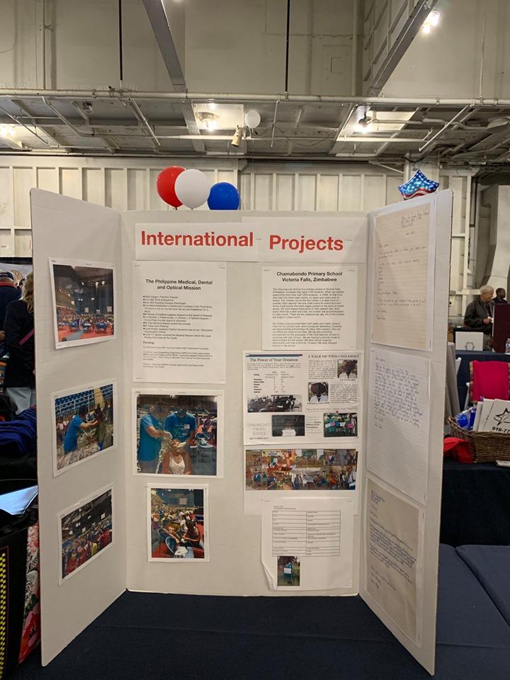 HOF - SJE/E International Projects