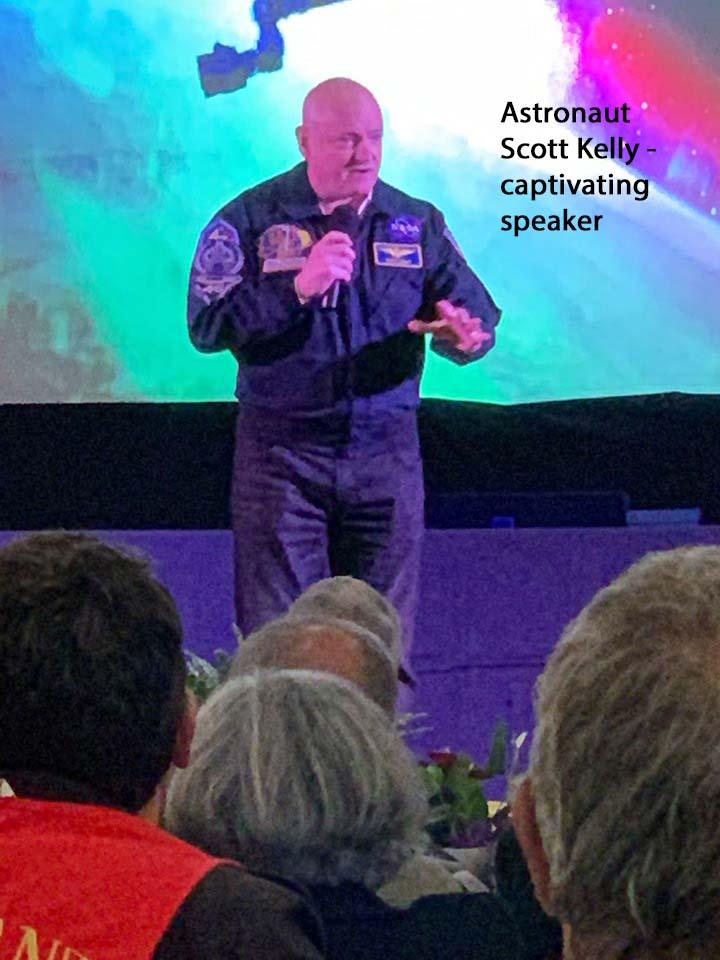 Sat. Night Key Note Speaker - Inspirational