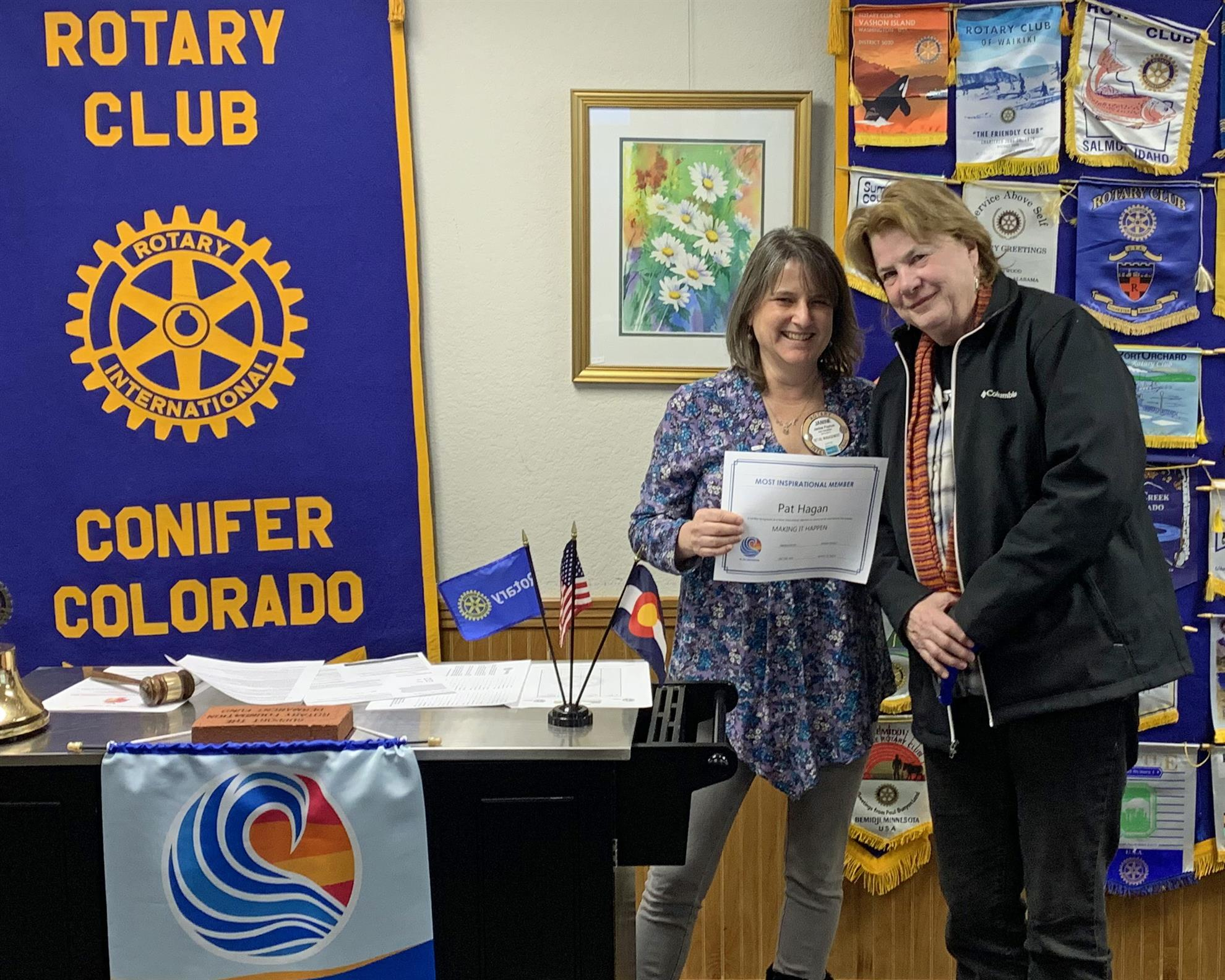 Stories | Rotary Club of Conifer, Colorado