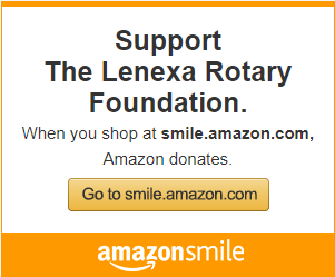Support the Lenexa Rotary Foundation with Amazon Smile