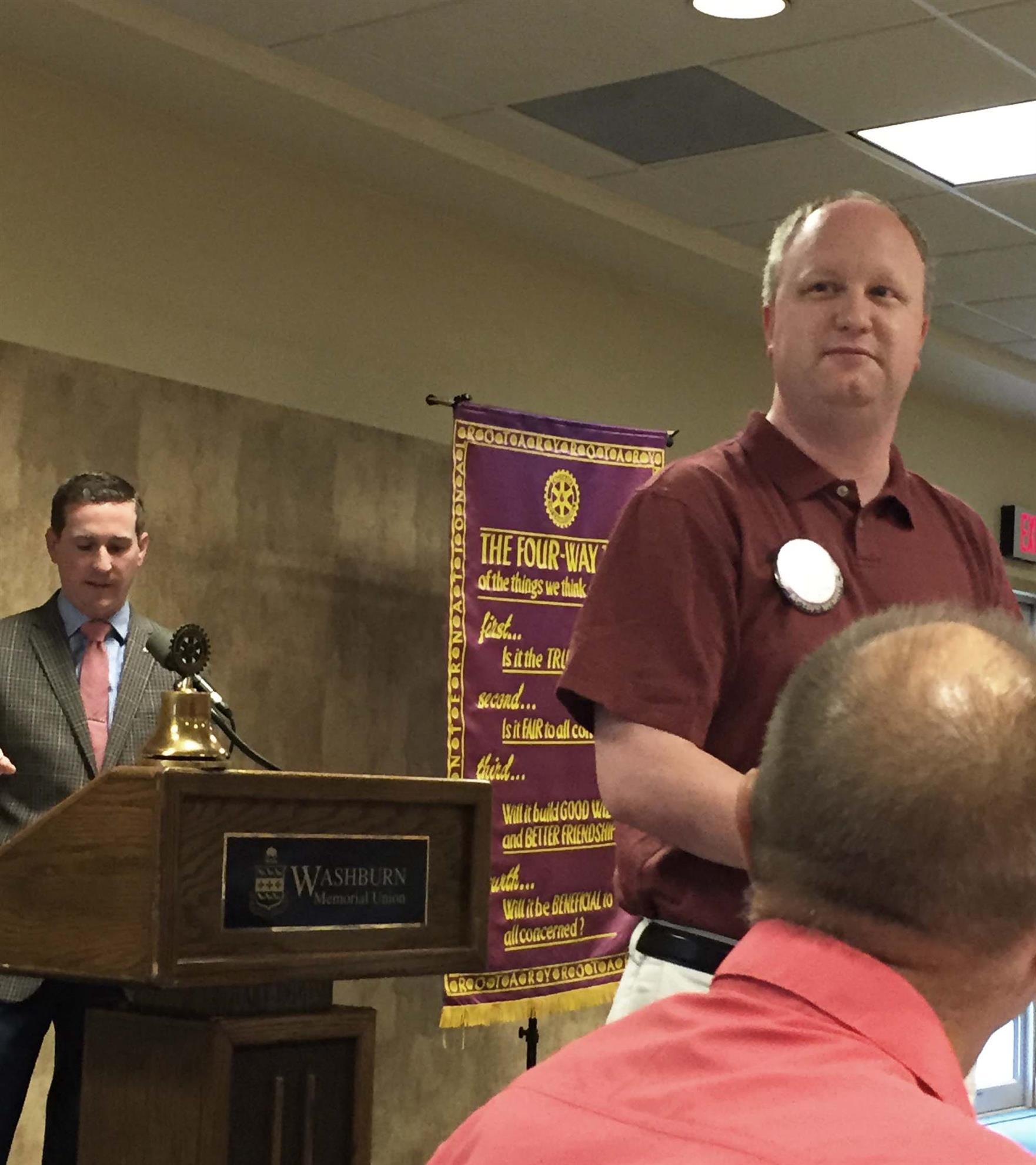 Stories | Rotary Club of Topeka South