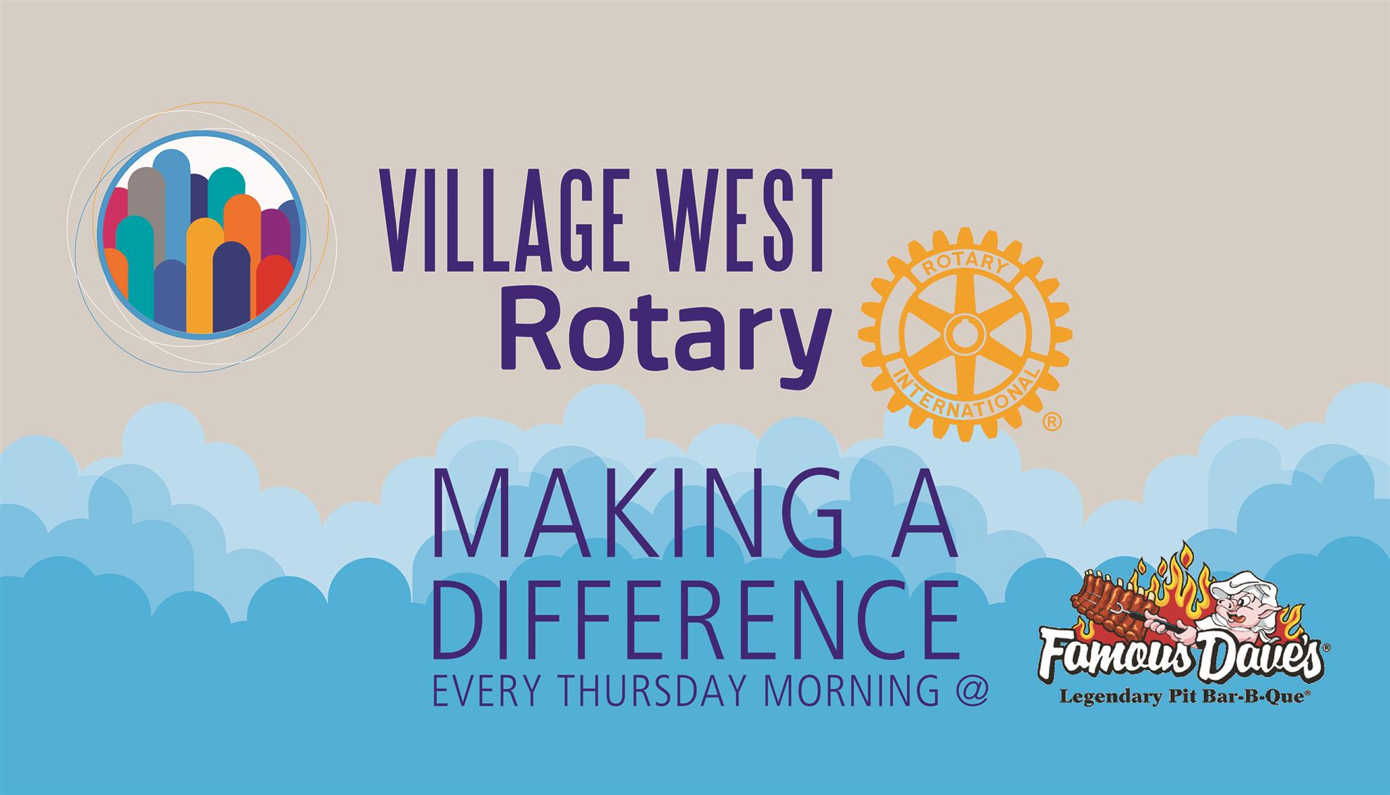 Home Page | Rotary Club of Village West