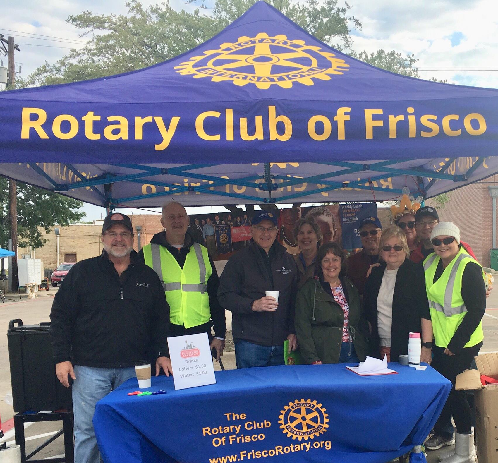 Farmers Market Opening Day | Rotary Club of Frisco