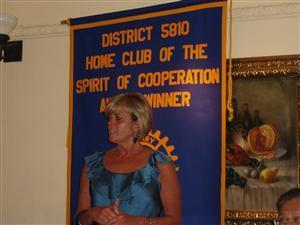 Hope's Door Celebration, Plano Rotary Club