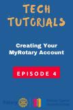 Creating Your MyRotary Account