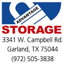 Advantage Storage-Garland Campbell