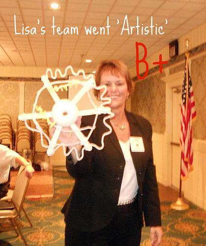 lisa's team wheel