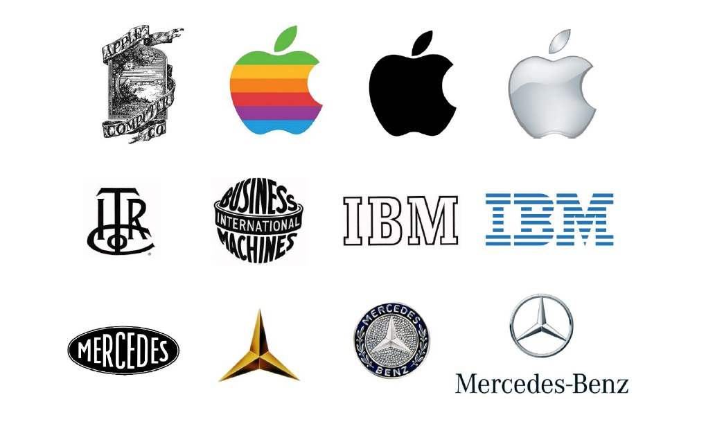 Perception of logo change its impact