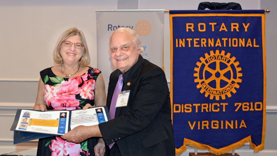 Stories | Rotary Club of Falls Church