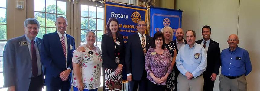 Stories | Rotary Club of Akron