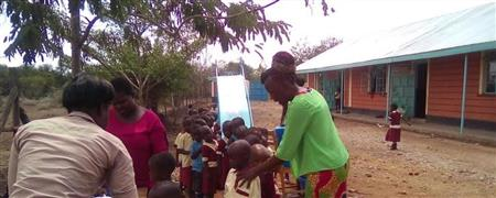 Hope Katolo Nursery School, Kenya