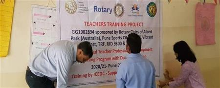 Teacher Training Project, India