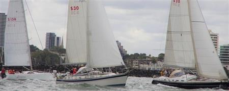 Sail Day at RMYS