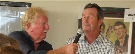 Neale Daniher, Golf Day, 2018