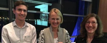 Prof Katie Allen & Dr Michael Field, 17-Aug-16