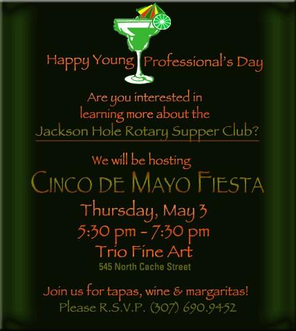 Cinco de Mayo Fiesta!
