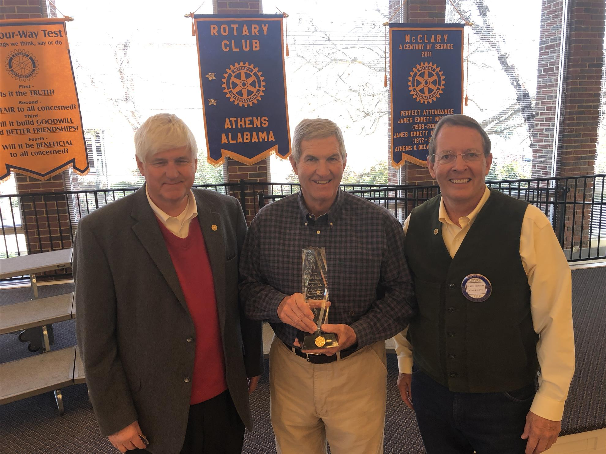 Home Page | Rotary Club of Athens