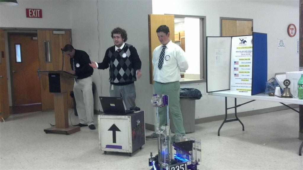 Mount Hope High School Robotics Team