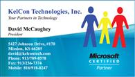 KelCon Technologies, Inc