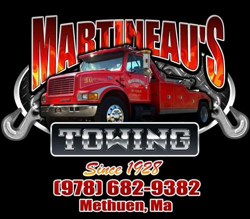 Martineau's Towing