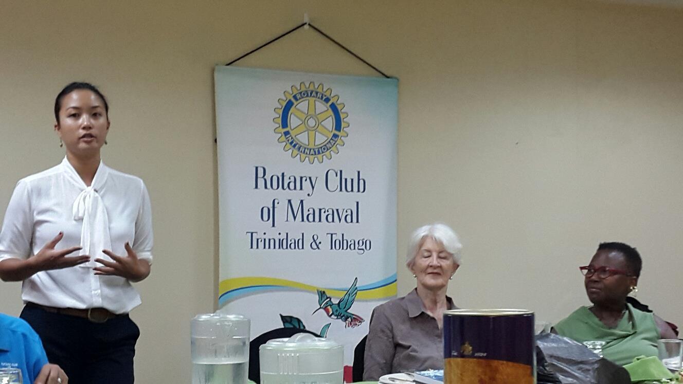Stories | Rotary Club of Maraval