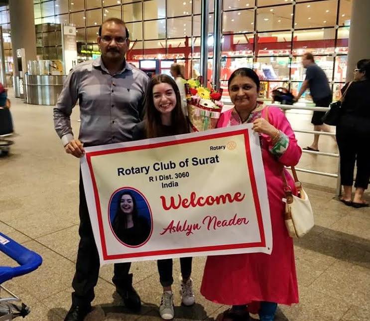 Ashlyn Neaders Blog Youth Exchange Rotary Club Of Lacrosse