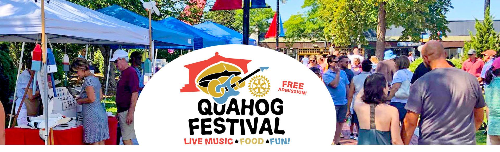 Qualhog Festival on Cape Cod