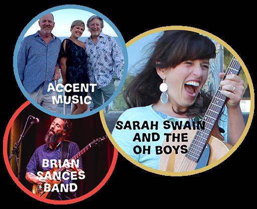The Cape Cod Qualhog Festival will have live music!