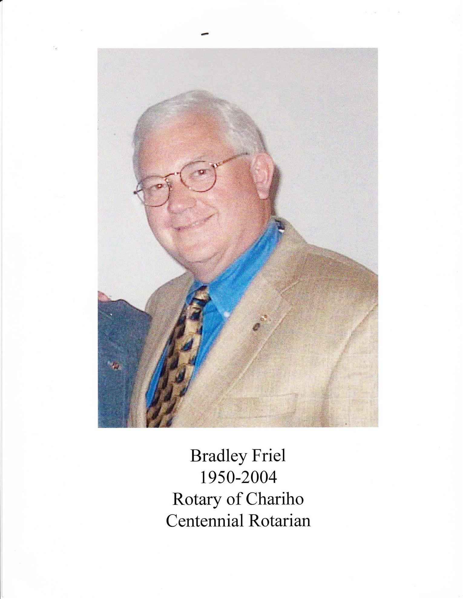 Brad Friel