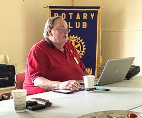 Chuck Sauer talking about new website