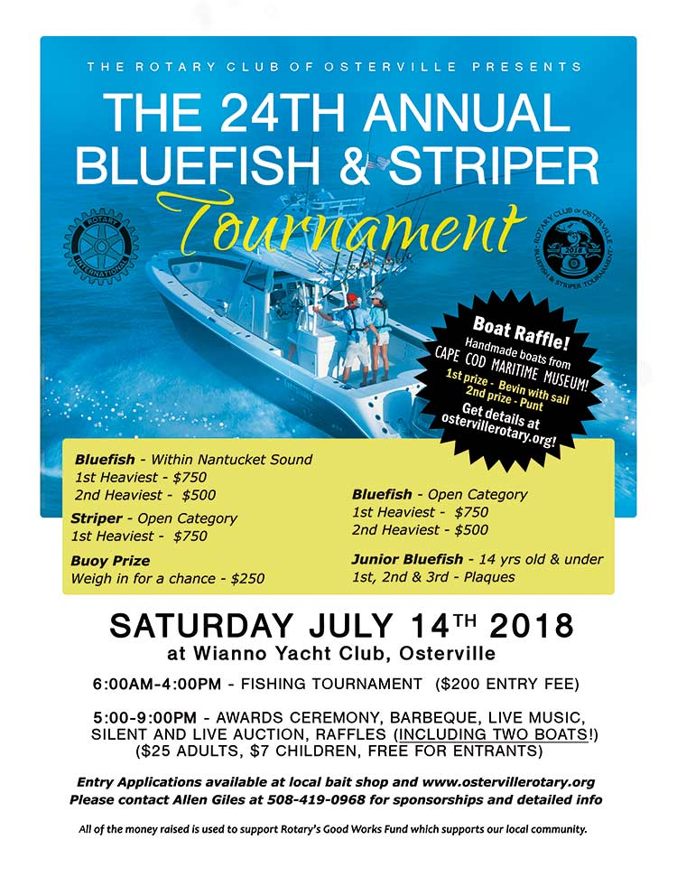 The Fishing Tournament | Rotary Club of Osterville