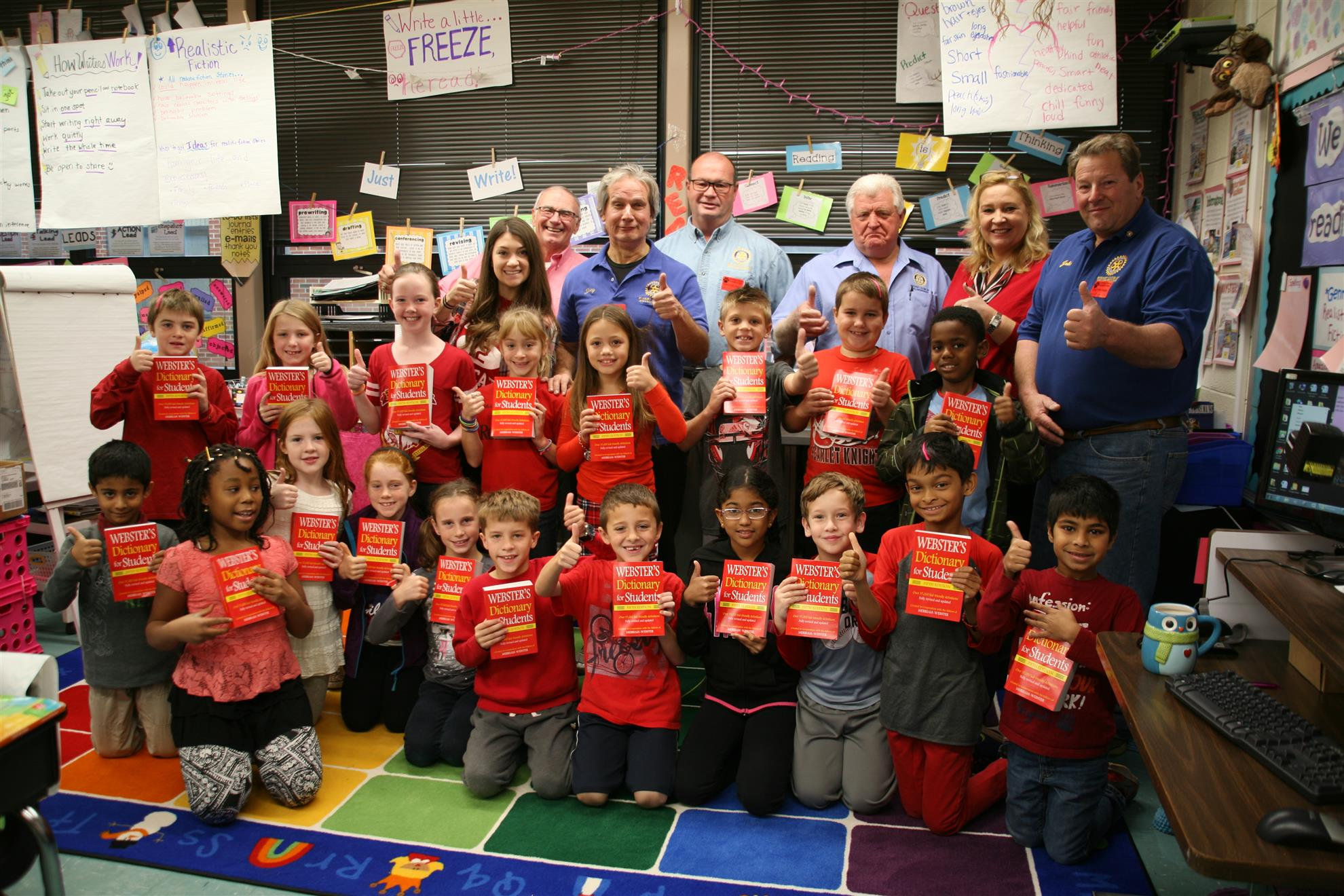 The Dictionary Project | Rotary Club of Hillsborough