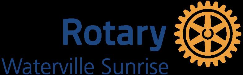Waterville Sunrise logo