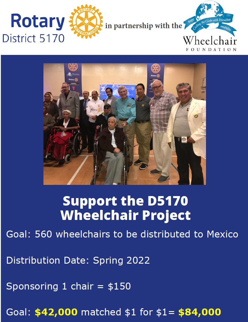 District 5170 Website