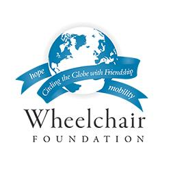 Wheelchair Foundation logo