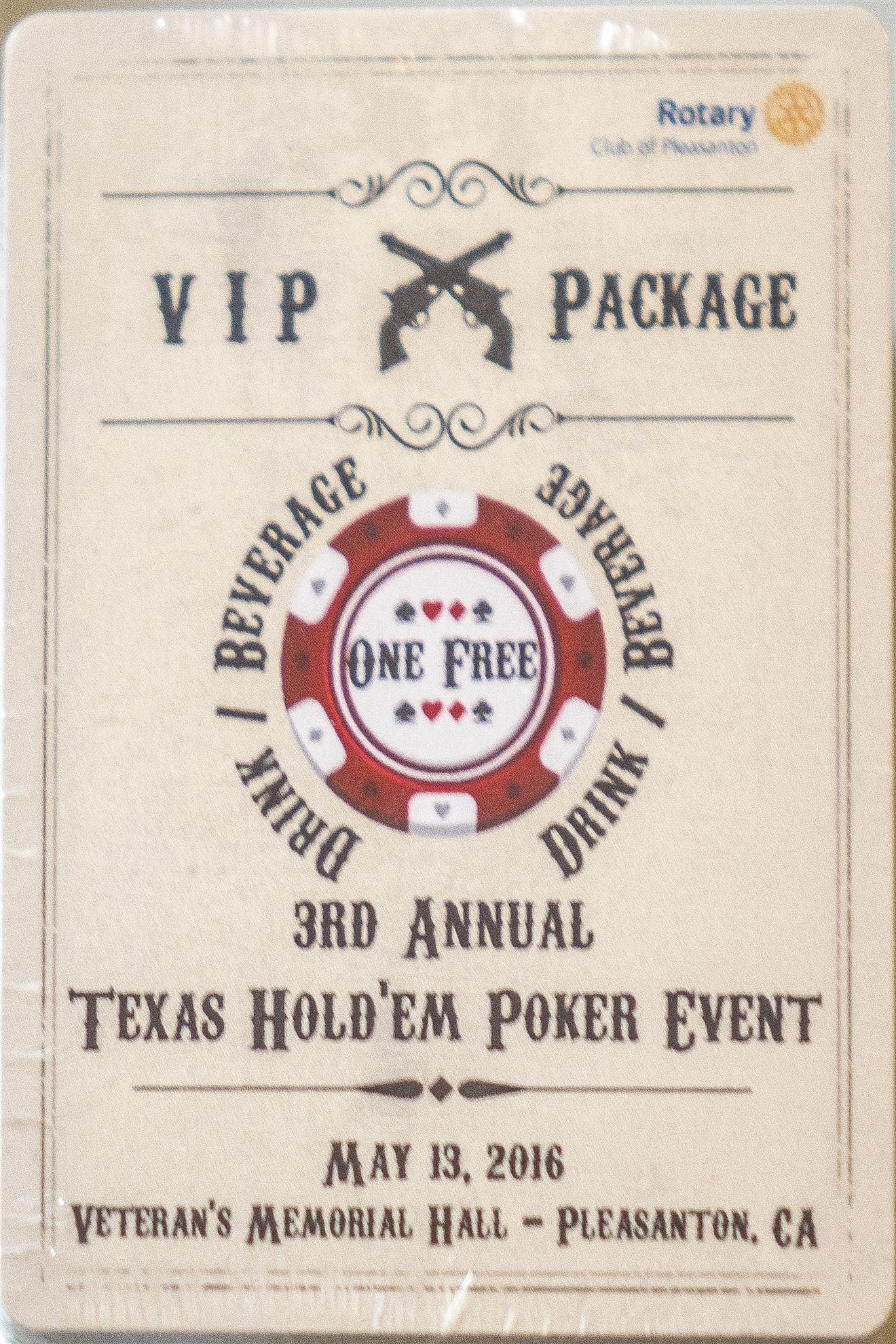 Genting texas holdem tournament 2018