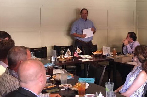 Texas State Fair president Mitchell Glieber