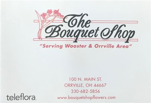 The Bouquet Shop