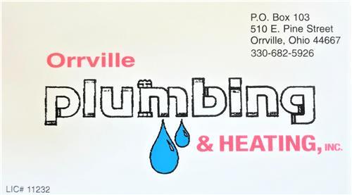 Orrville Plumbing & Heating
