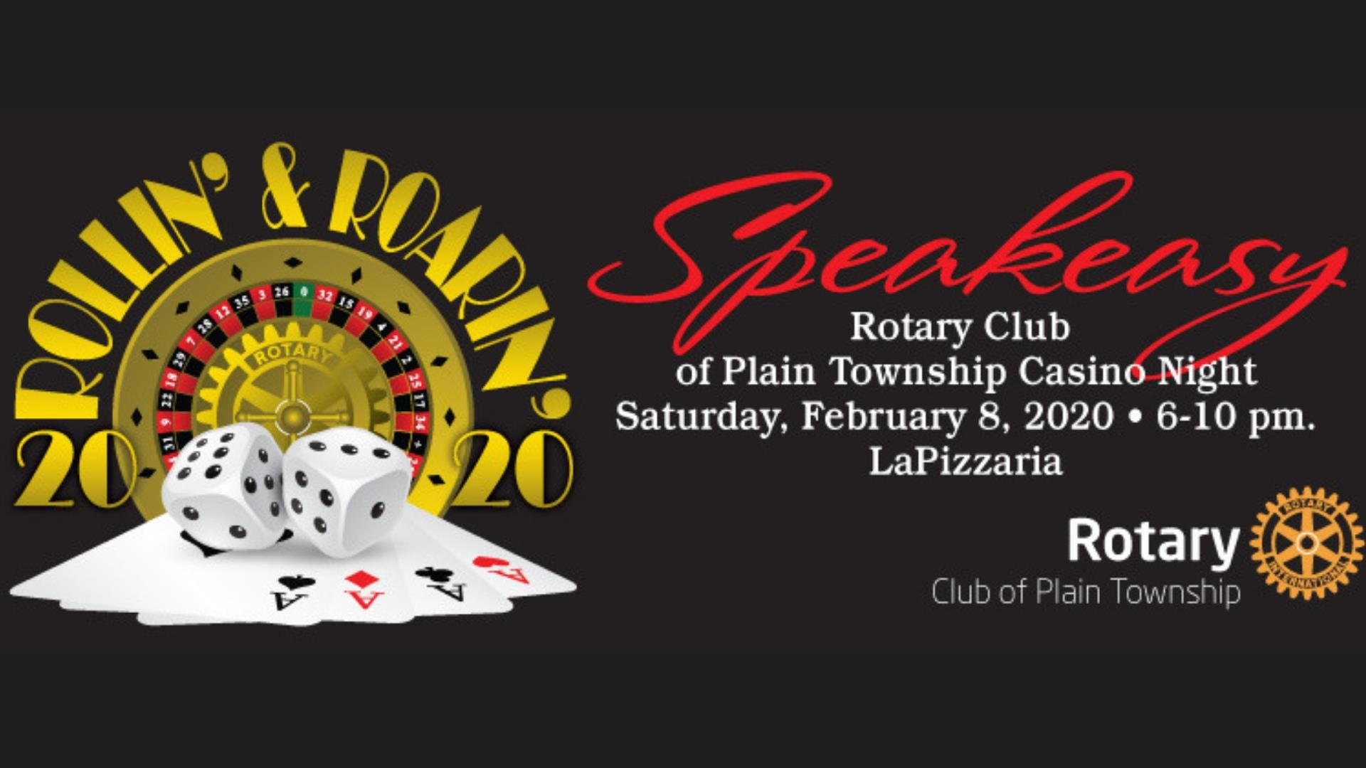2020 Casino Night