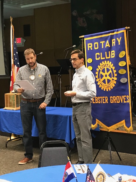 Stories | Rotary Club of Webster Groves