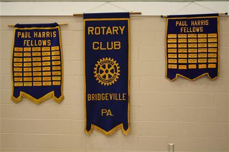 Rotary Paul Harris Fellows Award