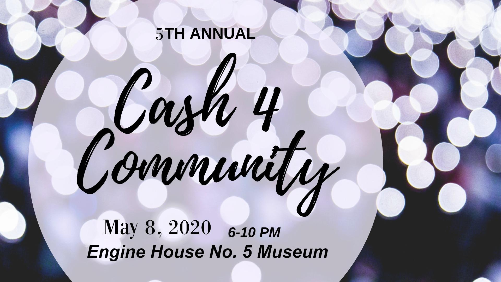Cash for Community