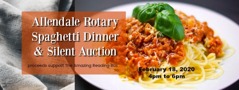 Spaghetti Dinner & Auction Fundraiser