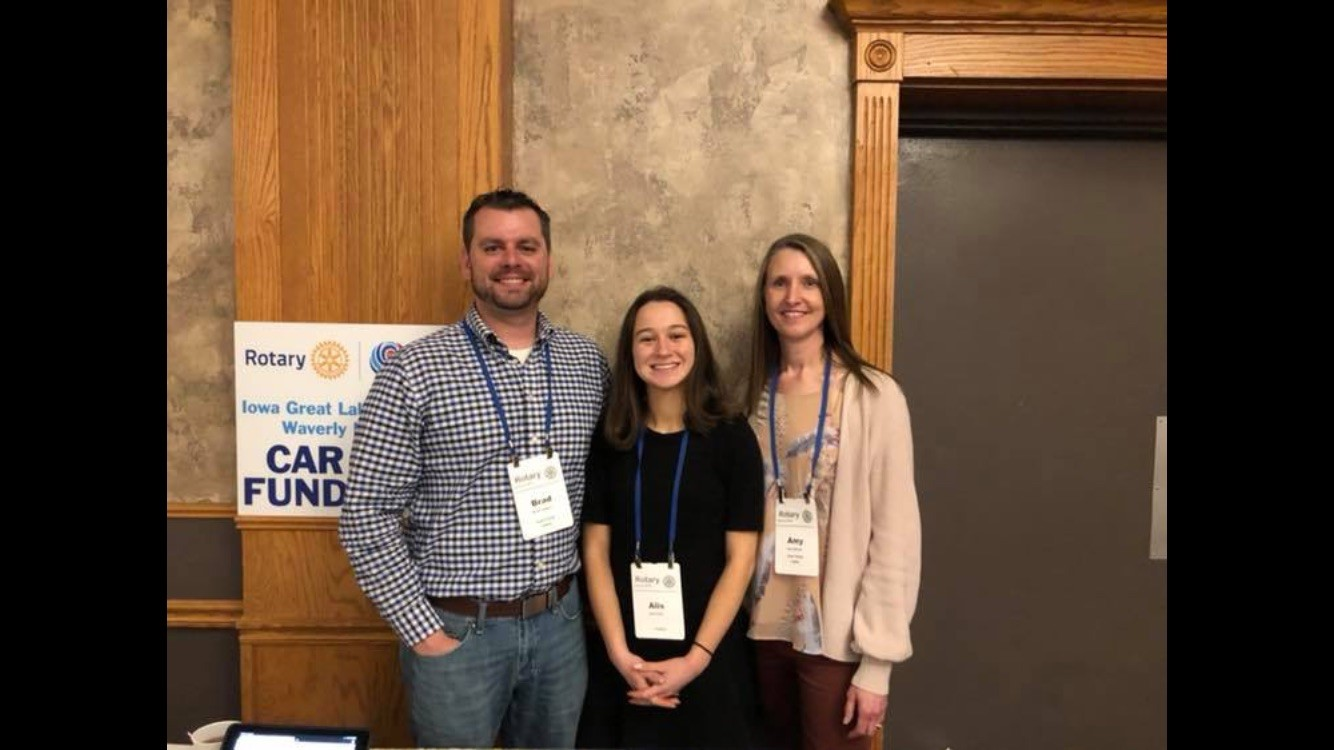 Stories | Rotary Club of Iowa Great Lakes