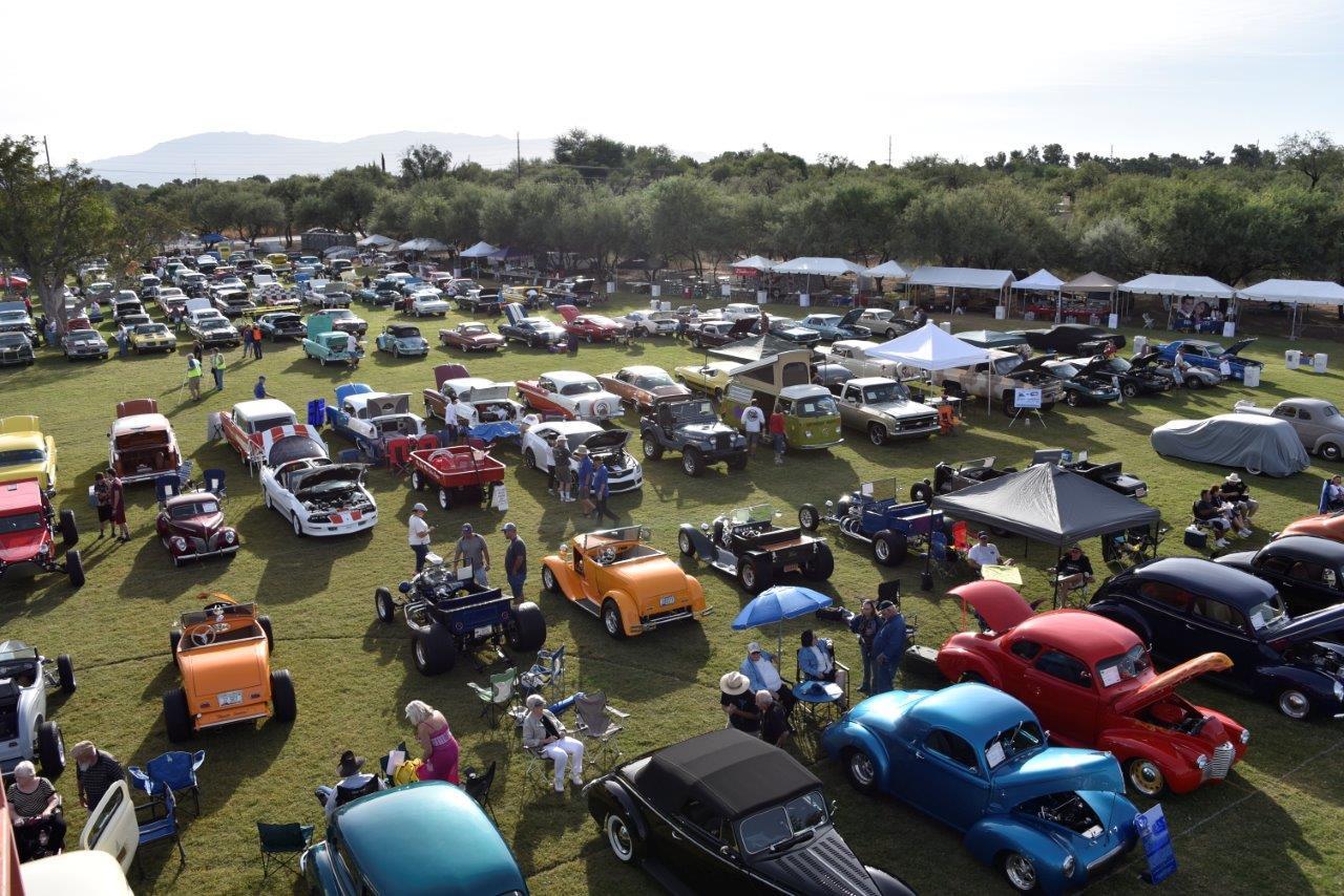 11th Annual Tucson Clics Car Show Rotary Club Of