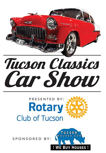 Car Show Prep Rotary Club Of Tucson - Car show tucson today