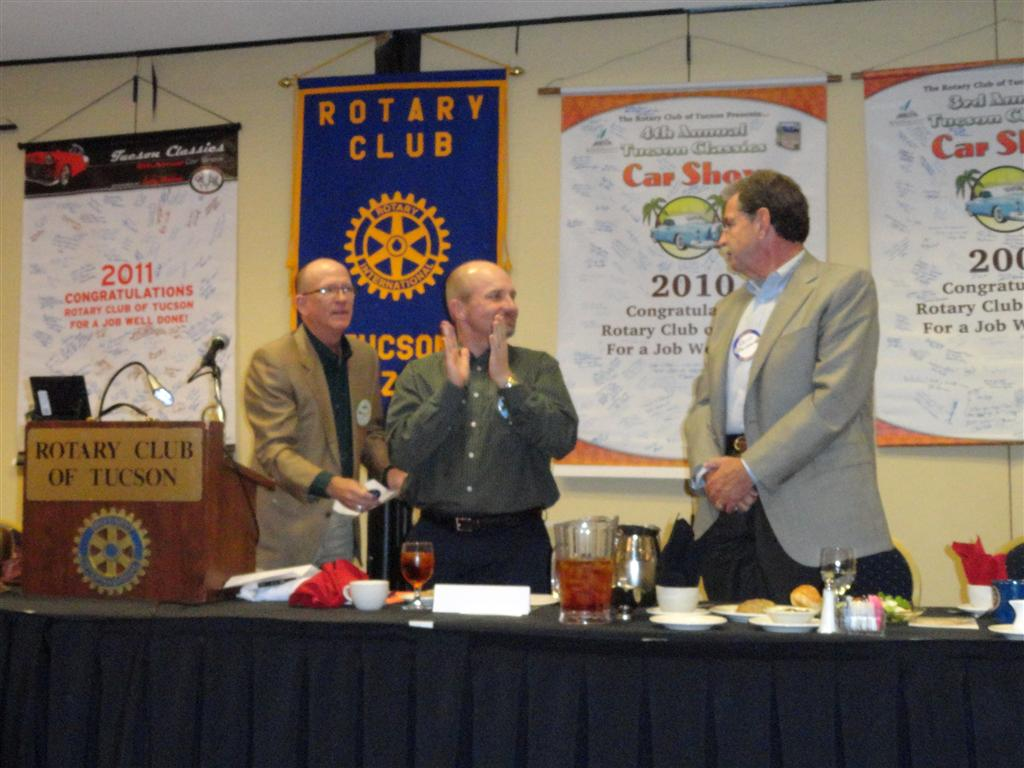 Mystery Editor January 30 | Rotary Club of Tucson